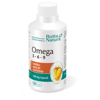 Omega 3-6-9 90 cps ROTTA NATURA