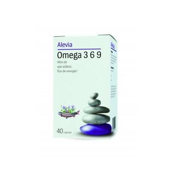 Omega 3 6 9 40 cps ALEVIA