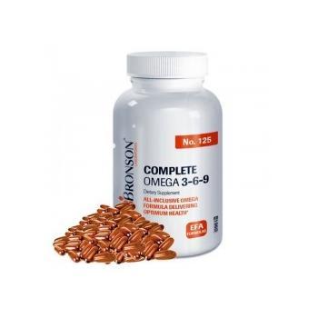 Omega-3-6-9 100 cps BRONSON