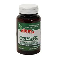 Omega 3, 6, 9, ulei din seminte de in