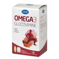 Omega 3 cu glucozamina si condroitina