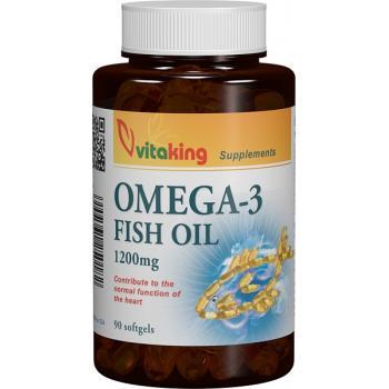 Omega 3 forte 90 cps VITAKING