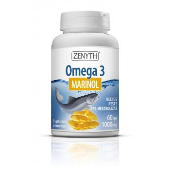 Omega 3 marinol 60 cps ZENYTH
