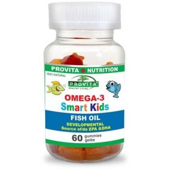 Omega 3 smart kids 60 cps PROVITA
