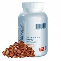 Omega 3 ulei de peste 1200 mg