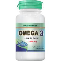 Omega 3 ulei de peste