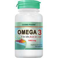 Omega 3 ulei din… COSMOPHARM
