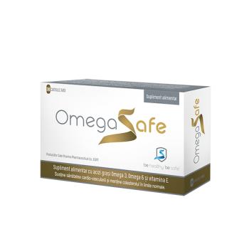 Omegasafe 30 cps PHARCO