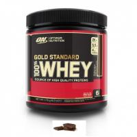 On 100% whey gold standard double rich chocolate 182gr OPTIMUM NUTRITION