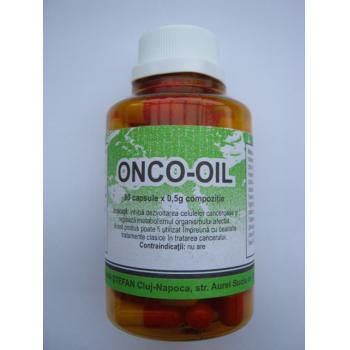 Onco-oil 80 cps STEFANIA STEFAN