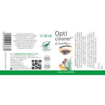 Opti cleaner 30 ml PRO NATURA