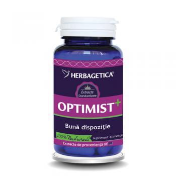 Optimist+ 30 cps HERBAGETICA