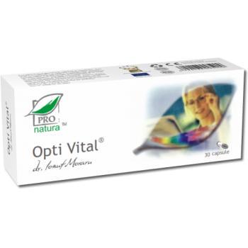 Opti vital 30 cps PRO NATURA