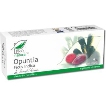 Opuntia ficus indica 30 cps PRO NATURA