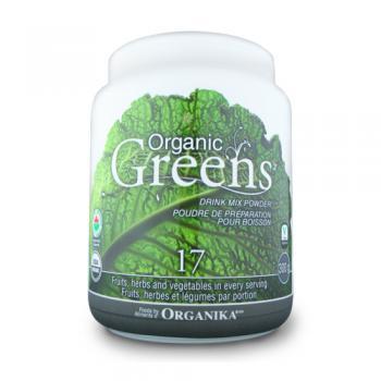 Organic greens 300 gr ORGANIKA