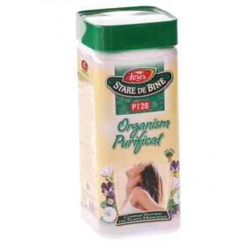 Organism purificat p128 200 gr FARES