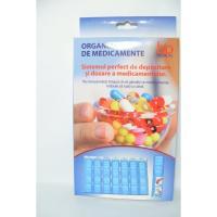 Organizator de medicamente, 28 de casete bp medical