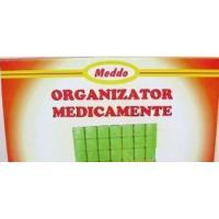 Organizator de medicamente saptamanal