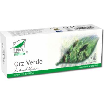 Orz verde 30 cps PRO NATURA