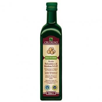 Otet balsamic de modena bio 250 ml CRUDIGNO