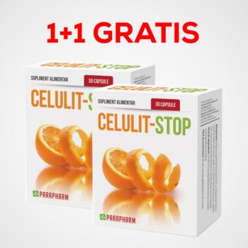 Pachet Celulit-stop  30+30 cps PARAPHARM