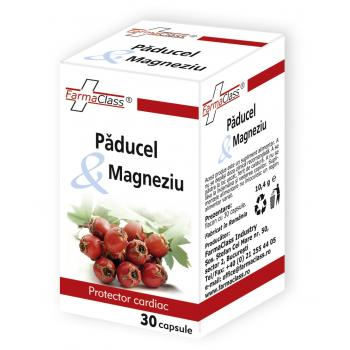 Paducel & magneziu 30 cps FARMACLASS
