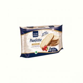 Paine feliata fara gluten 300 gr NUTRIFREE