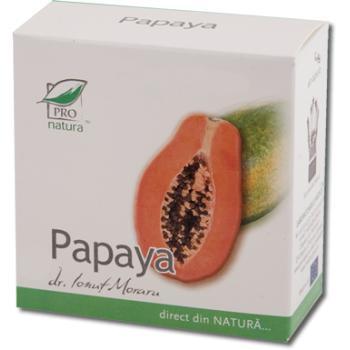 Papaya 30 cps PRO NATURA