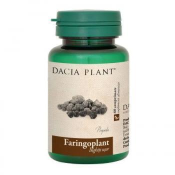 Faringoplant 60 cpr DACIA PLANT