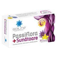 Passiflora + sunatoare