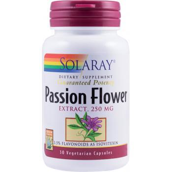 Passion flower (floarea pasiunii) 30 cps SOLARAY