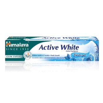 Pasta de dinti Active White  75 gr HIMALAYA
