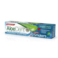 Pasta de dinti pentru fumatori aloedent