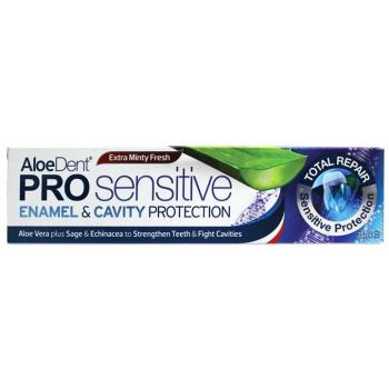 Pasta de dinti pentru protectia smaltului si cavitatii bucale pro sens 75 gr HERBALSANA
