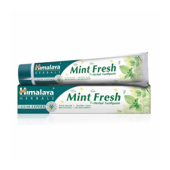 Pasta de dinti respiratie proaspata (mint fresh herbal toothpaste) 75 gr HIMALAYA