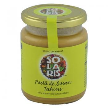 Pasta de susan Tahini 250 gr SOLARIS