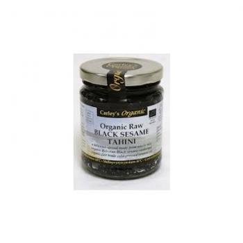 Pasta de tahini din susan negru bio 250 gr CARLEY S ORGANIC