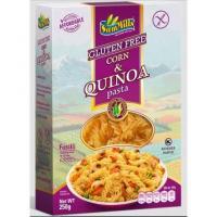 Paste din porumb si quinoa fara gluten - spirale