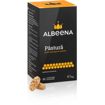 Pastura cu vitamina C 50 cpr ALBEENA