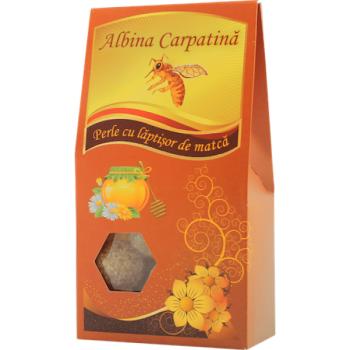 Perle cu laptisor de matca 100 gr ALBINA CARPATINA