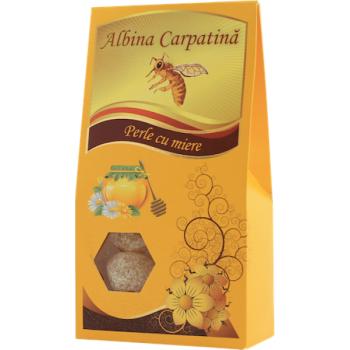 Perle cu miere 100 gr ALBINA CARPATINA
