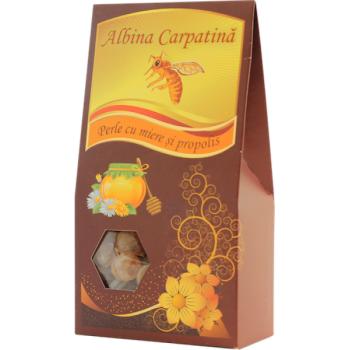 Perle cu miere si propolis 100 gr ALBINA CARPATINA