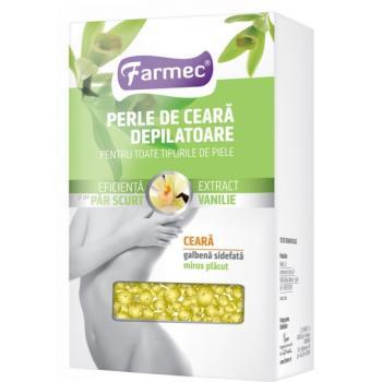 Perle de ceara depilatoare 250 gr FARMEC