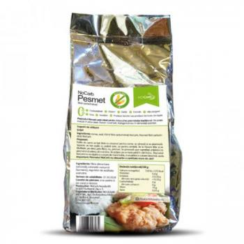 Pesmet fara carbohidrati  375 gr BETTER THAN FOODS