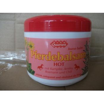 Pferdebalsam hot 500 ml QUARTETT