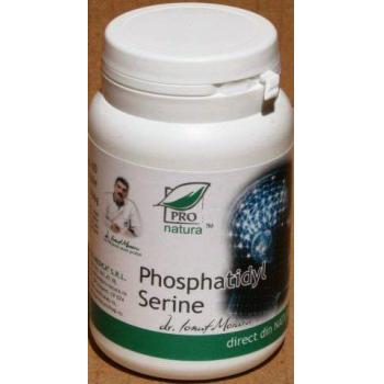 Phosphatidyl serine 60 cps PRO NATURA