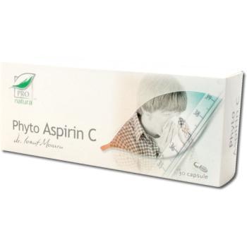 Phyto aspirin c 30 cps PRO NATURA