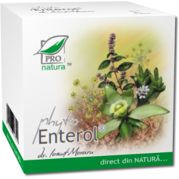 Phyto enterol 12 pl PRO NATURA