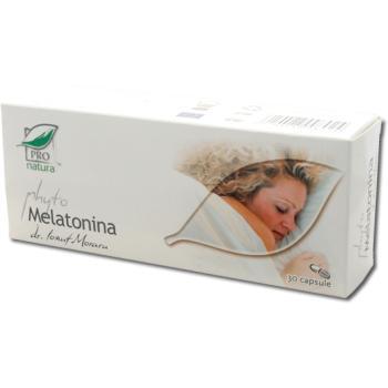 Phyto melatonina 30 cps PRO NATURA
