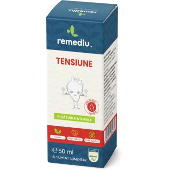 Picaturi naturale pentru tensiune 50 ml REMEDIU